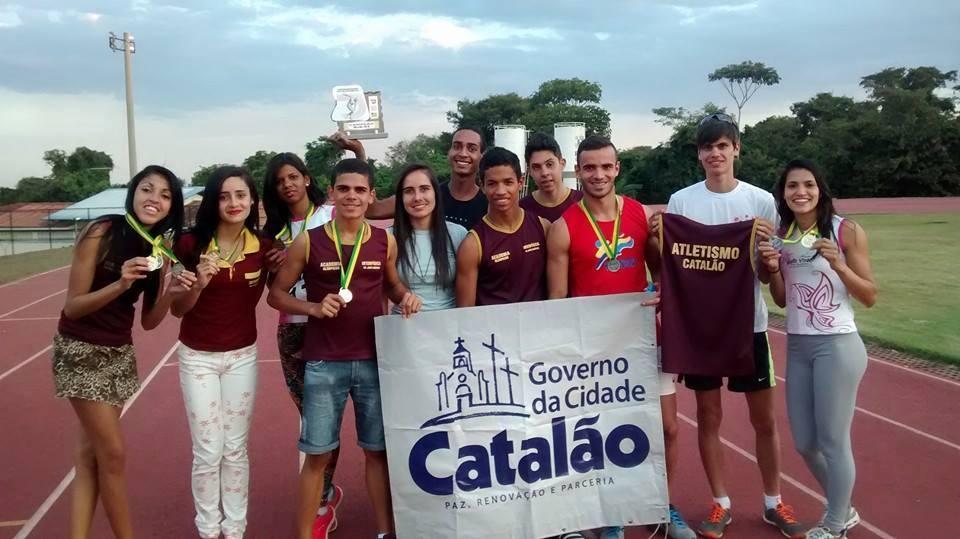 Atletas apoiados pela Prefeitura vencem no Campeonato Goiano de Atletismo (1)