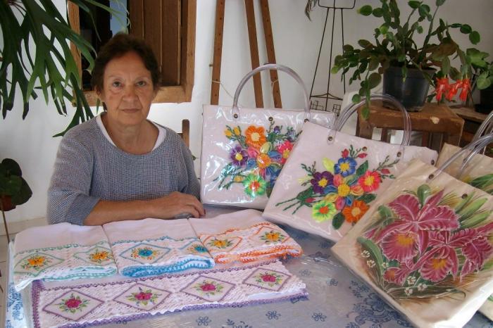 Artesanato Junino ~ Cotec oferece curso gratuito de artesanato em tecido Jornal Dito e Feito