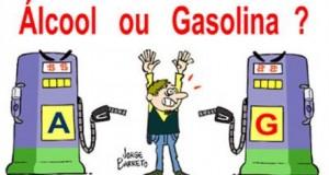 Alta da gasolina