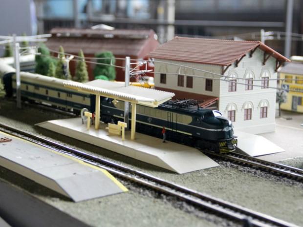 Hobby ajuda a preservar a memória ferroviária do Brasil